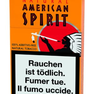Natural American Spirit Zigaretten Ultra Orange kaufen online