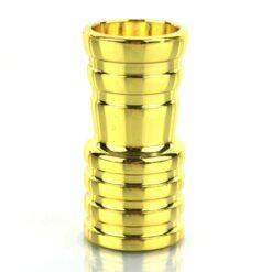 Amy Shisha Schlauchadapter gold online kaufen