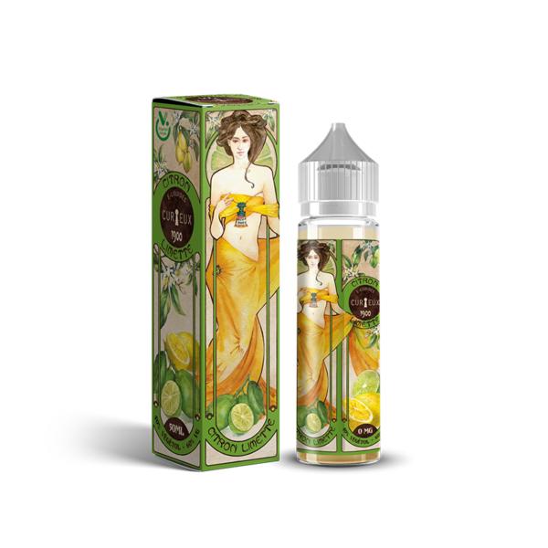 Curieux Citron Limette Liquid kaufen online