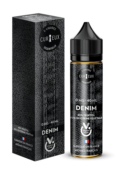 Curieux Denim Tabak Liquid kaufen