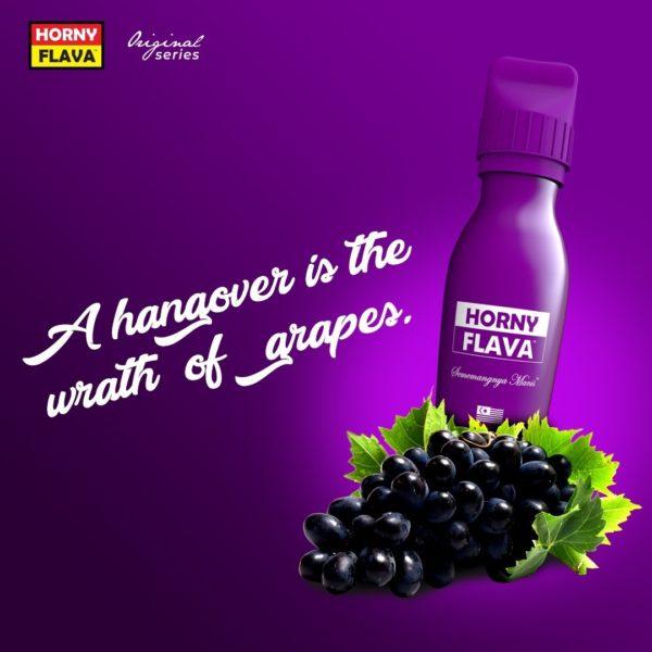 Horny Flava Grape E-Liquid online bestellen