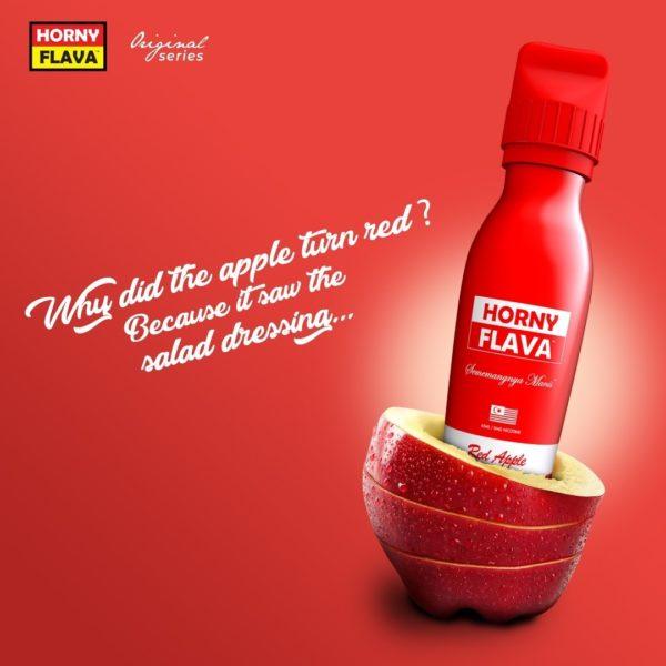 Horny Flava Red Apple E-Liquid kaufen