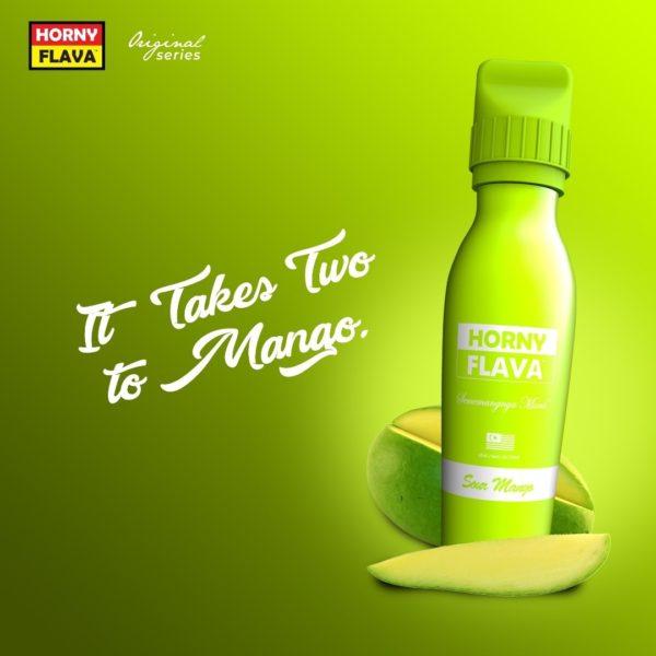 Horny Flava Sour Mango E-Liquid günstig kaufen