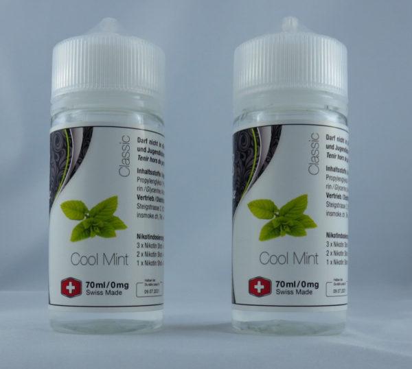 InSmoke 70ml Cool Mint Liquid kaufen