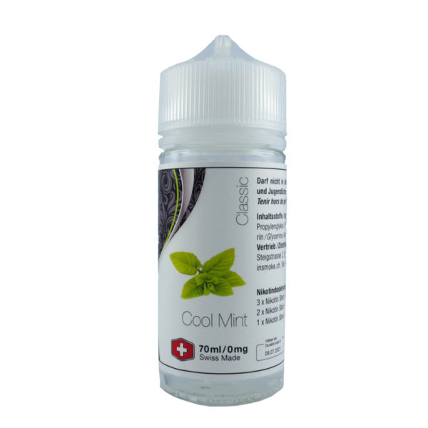 InSmoke 70ml Cool Mint Liquid kaufen online