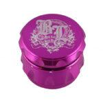 Black Leaf Crown Metallgrinder Purple kaufen online