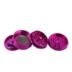 Black Leaf Crown Metallgrinder Purple online bestellen