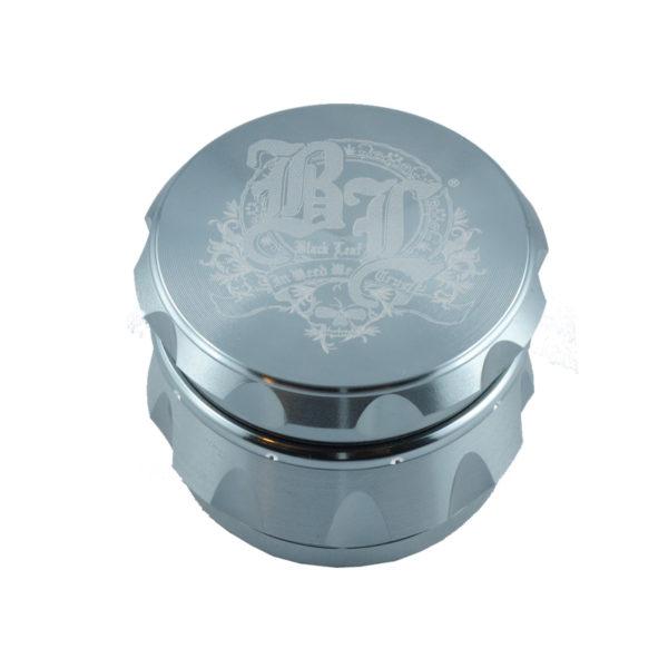 Black Leaf Crown Metallgrinder Silber kaufen online