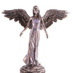 Figur Friedensengel Bronze kaufen online