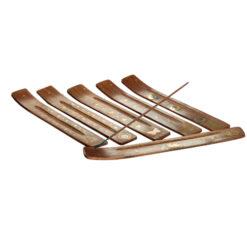 Räucherstäbchenhalter aus Holz kaufen online