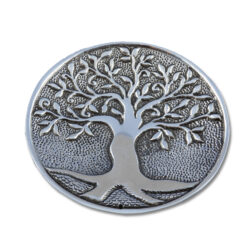 Stäbchenhalter Lebensbaum Weissmetall kaufen online
