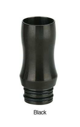 VapeOnly 510 Drip Tip für E-Zigaretten schwarz
