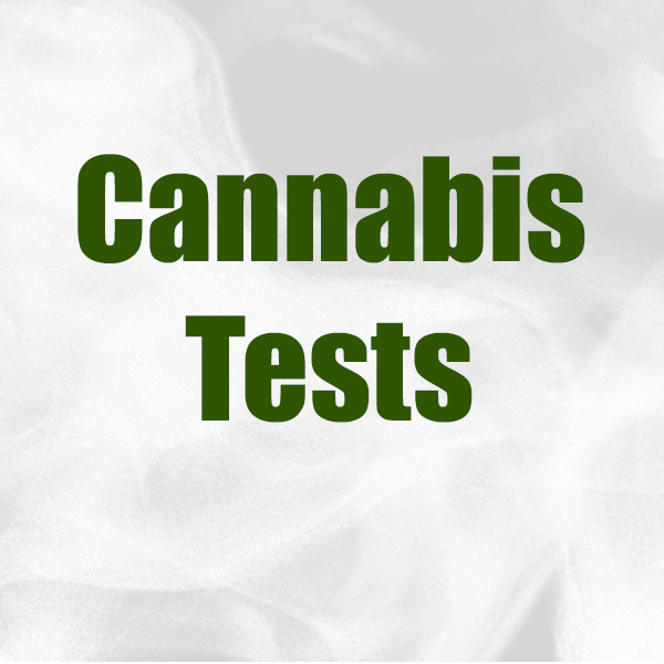 Cannabis Tests Kategorie
