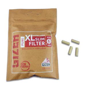 Gizeh Pure XL Slim Zigarettenfilter kaufen Online Shop Schweiz