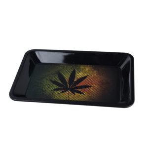 Mischschale Leaf Black 18 x 14cm kaufen online