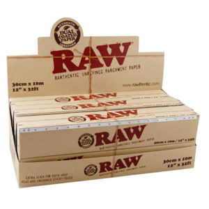 RAW Parchment Backpapier Rolle 40cm kaufen online