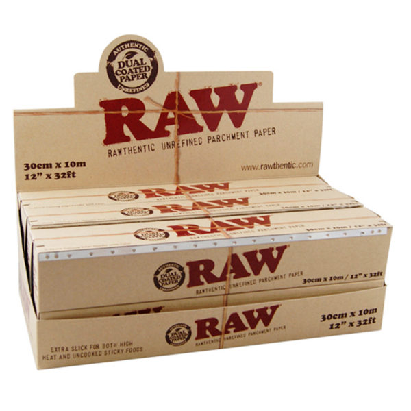 Raw Parchment Backpapier Rolle 30cm kaufen online