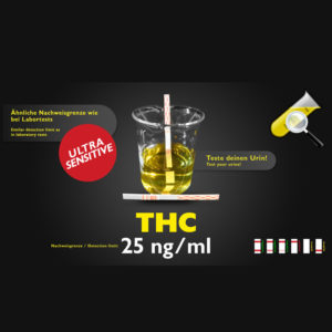 THC Urintest Sensitiv kaufen online