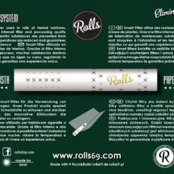 Rolls Jamaica Turbo Pack Filter kaufen Online Shop Schweiz
