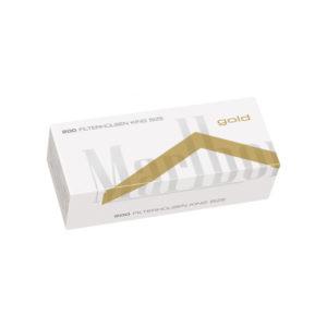 Zigarettenhülsen Marlboro Gold kaufen online Schweiz