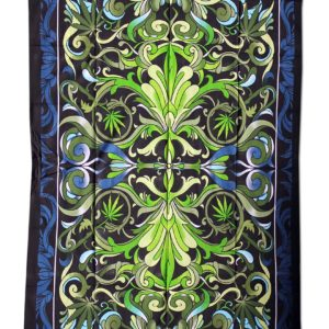 Batik Tuch Big Leaf kaufen online