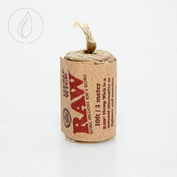Raw Hemp Wick Hanfschnur kaufen online