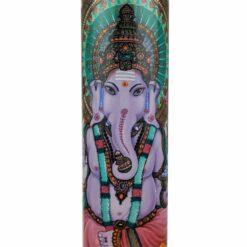Black Leaf Ganesha Bong Ganesha Rising 420