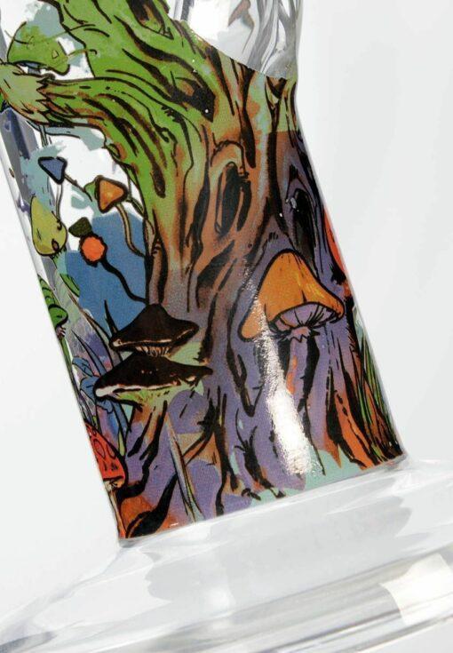 Black Leaf Mushroom Pilze Baum Tree Bong kaufen online shop günstig