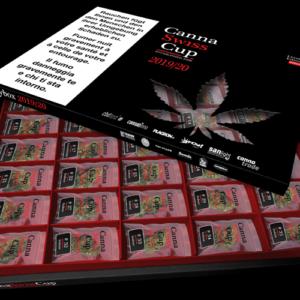 Canna Swiss Cup Jury Box CBD Blüten kaufen online