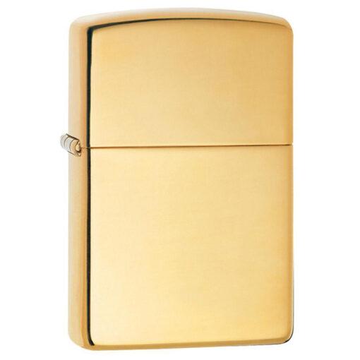 Zippo Feuerzeug Brass High Polish kaufen online shop günstig Schweiz