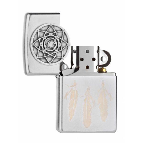 Zippo Feuerzeug Dreamcatcher Traumfänger offen kaufen online bestellen schweiz günstig