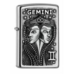 Zippo Feuerzeug Gemini Zwilling Tierkreis Emblem kaufen online