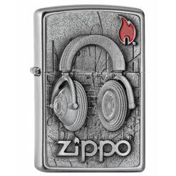Zippo Feuerzeug Headphones Kopfhöhrer kaufen online günstig bestellen Schweiz1