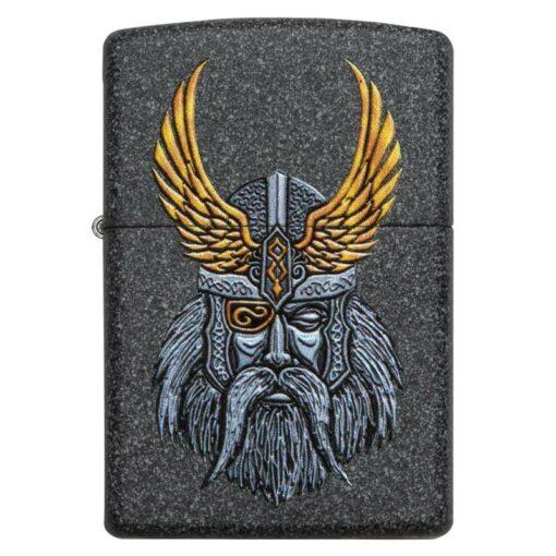 Zippo Feuerzeug Odin Head Design Mythologie online bestellen günstig kaufen schweiz
