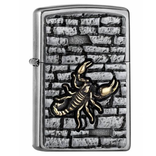 Zippo Feuerzeug Scorpion on the Wall kaufen online Shop Schweiz günstig1
