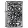 Zippo Feuerzeug V Motor Power of Zippo kaufen online Shop Schweiz günstig1