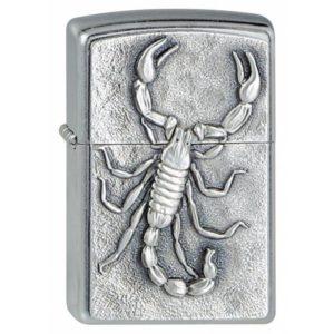 Zippo Feuerzeug Skorpion Emblem Scorpion kaufen online Shop Schweiz günstig