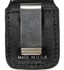 Zippo Tasche Clip
