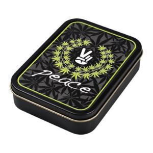 Aufbewahrungsbox Square Box Peace kaufen online
