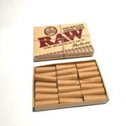 Raw vorgedrehte konische Filter Tips - 21 Stk. kaufen online