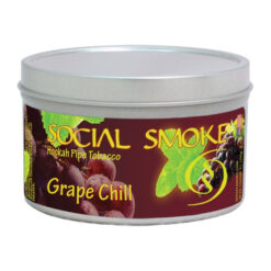 Social Smoke Grape Chill Shishatabak kaufen online