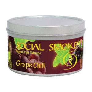 Social Smoke Grape Chill Shishatabak kaufen online