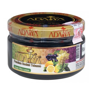 Adalya Grape Mint Lemon 200g Shisha Tabak kaufen online