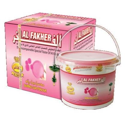Al Fakher Bubble Gum 250g Shisha Tabak kaufen online
