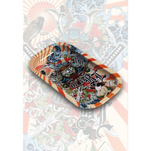 Black Leaf Mischschale Ronin & Geisha kaufen online