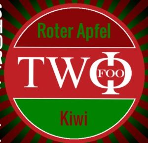 Foo TWO Apfel Kiwi Liquid kaufen online