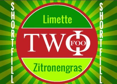 Foo TWO Limette Zitronengras Liquid kaufen online