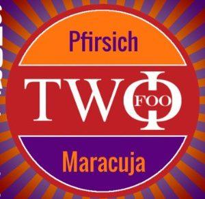 Foo TWO Pfirsich Maracuja Liquid kaufen online