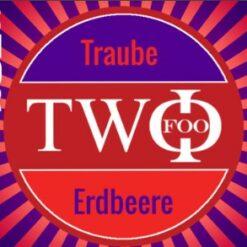 Foo TWO Traube Erdbeere Liquid kaufen online