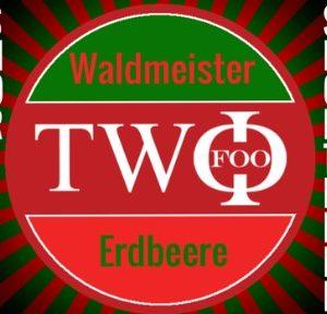 Foo TWO Waldmeister Erdbeere Liquid kaufen online